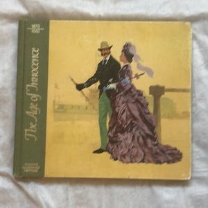 Vintage '70s The Age of Innocence Hardcover
